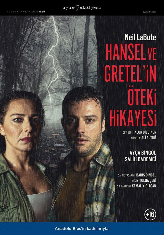 Hansel ve Gretel'in Öteki Hikayesi
